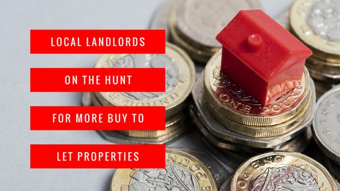 1,397 Telford Landlords Plan to Expand Their Buy To Let Portfolios