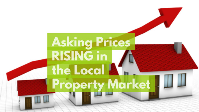 Telford Property Market – Asking Prices Up 1.9% in the Last 12 Months