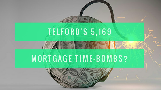Telford's 5,169 Mortgage Time-Bombs?