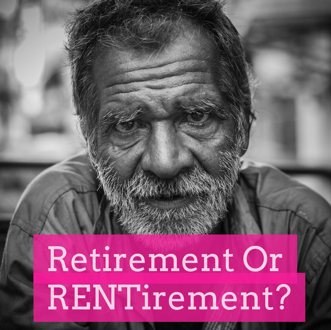 """Telford's £162,008,880 """"Rentirement"""" Property Market Time Bomb"""