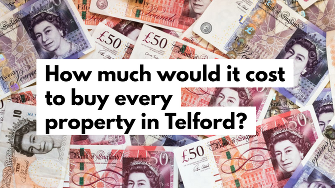 Telford Property Market Worth  More Than Persimmon