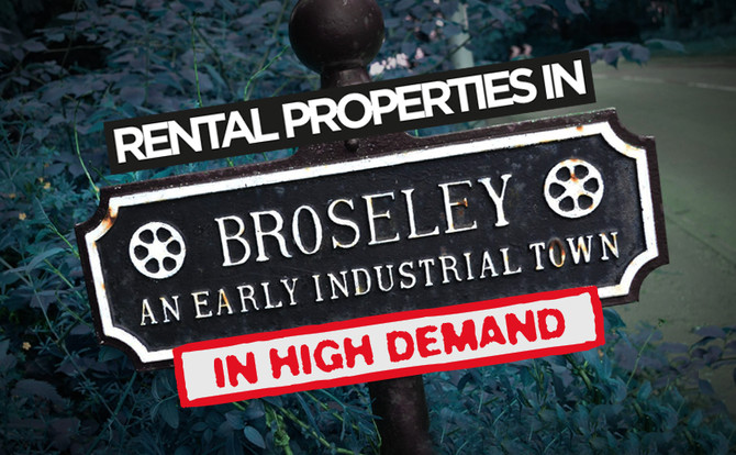 Broseley – Property everywhere (apparently) but none to rent…