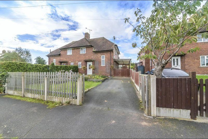 Second chance for a great buy in Broseley for under £140K