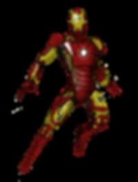 Fan art iron man