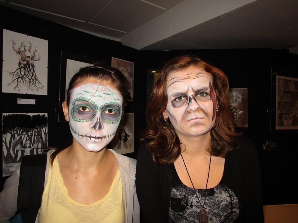 Laura et Manon