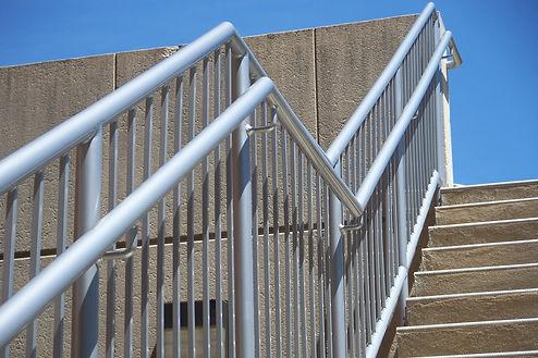 Exterior Metal Railings