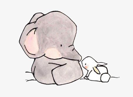O Coelho e o Elefante