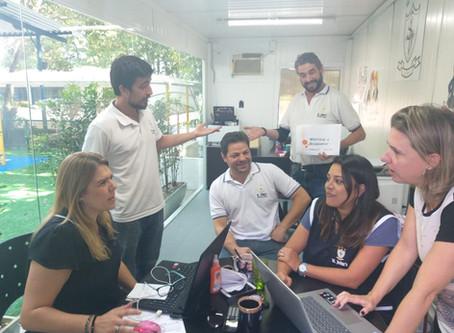 A importância do aprendizado colaborativo