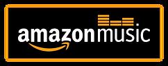 [CITYPNG.COM]Amazon Music Logo Black Bac