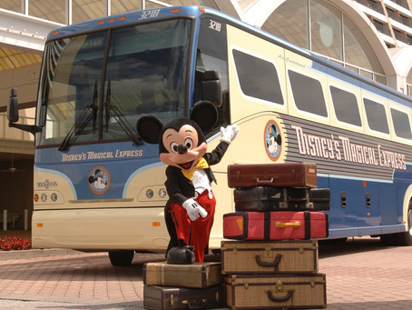 DISNEY CONFIRMS: Disney's Magical Express Service Ending in 2022