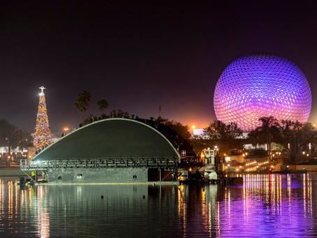 """Work Continues on """"Harmonious"""", a night time spectacular, at EPCOT"""