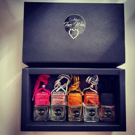 Luxury Car Perfume Set