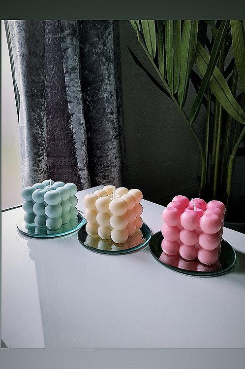 Bubble Candles