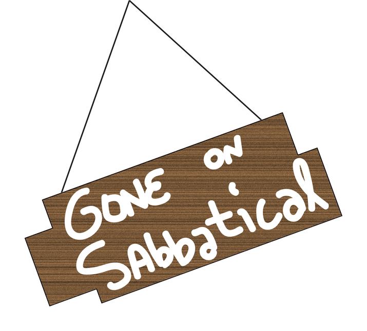 2019 Sabbatical