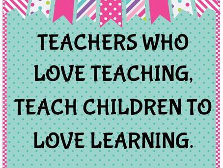 Happy International Teachers...
