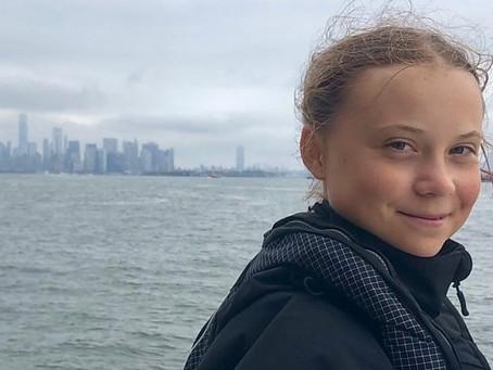 Voyage of Greta Thunberg
