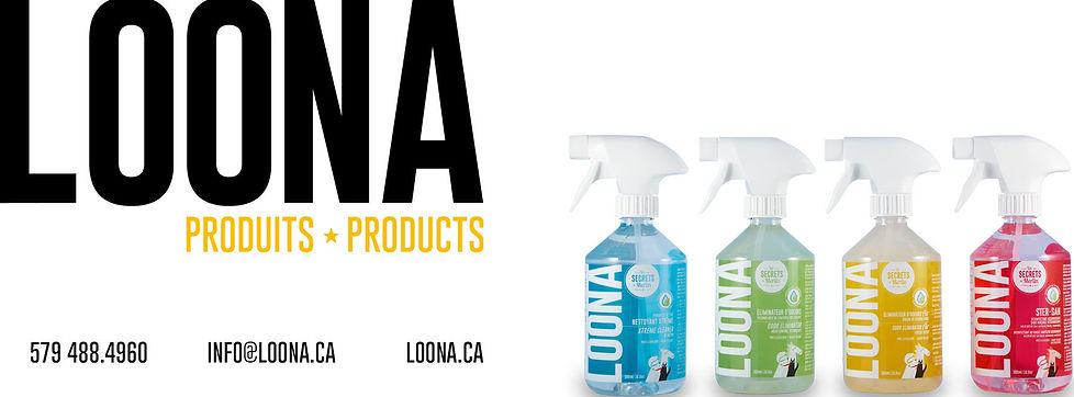 produits Loona, dogma