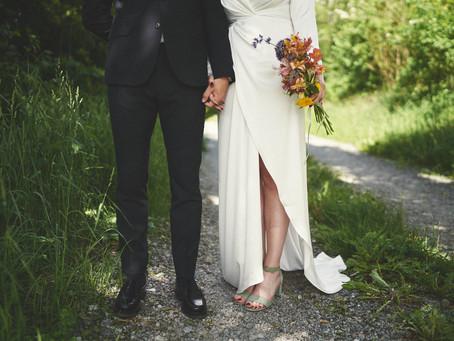 Linnéa&Marcus gifte sig den 12 juni!