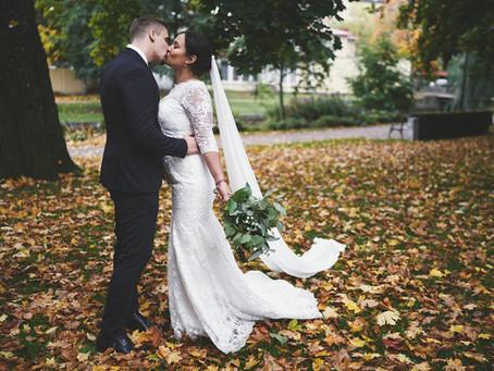 - ~ A l e s s a n d r a & O d y s s e a s ~ - 2020 Stort grattis till underbara brudparet! 💕
