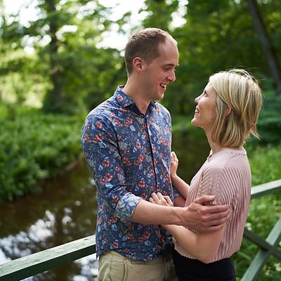 Karin&Fredrik preshoot