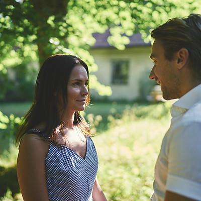 Preshoot Elena&Patrik