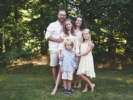 ~ Jörlemyrs familj ~ ❤️ En härlig sensommar som jag fick äran att fotografera Diana&Anders familj!