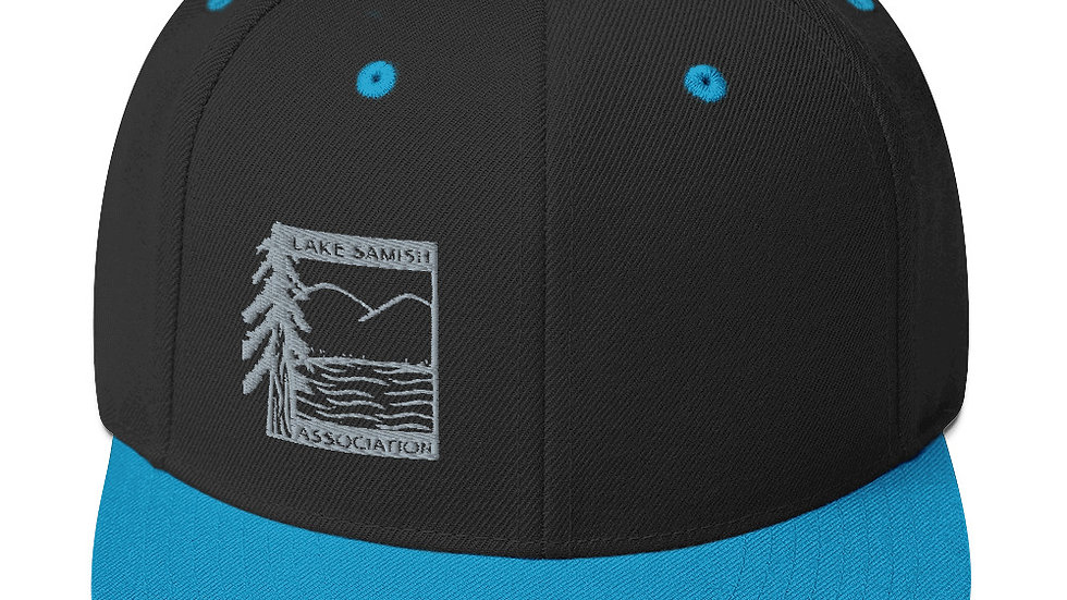 LSA Snapback Hat