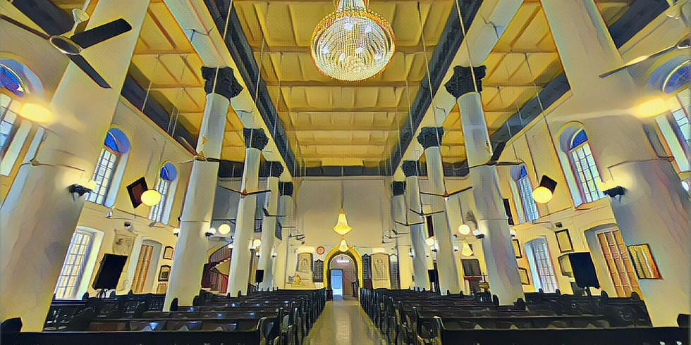 Virtual Trail: St. John's Church