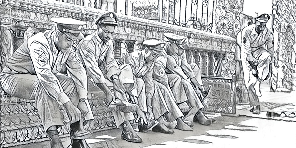 Virtual Walk: Calcutta in World War 2