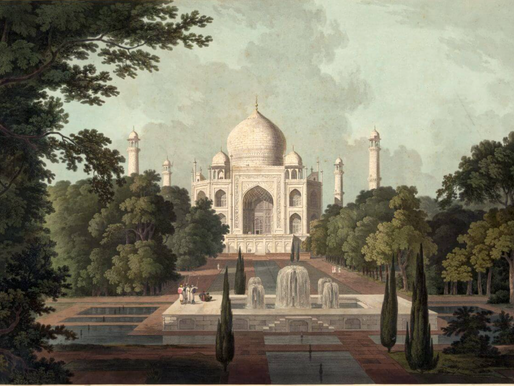 The Squatter of the Taj: A British officer pretends to be the Mughal Emperor