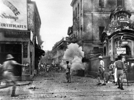 Wartime Calcutta: Walking a Gut-Wrenching Disaster