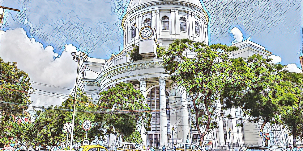 Virtual Walk: Dalhousie Square