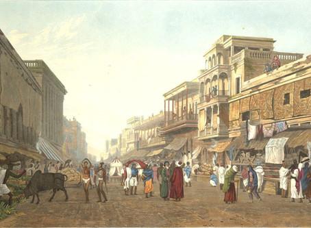 Slave Trade in 18th Century Calcutta