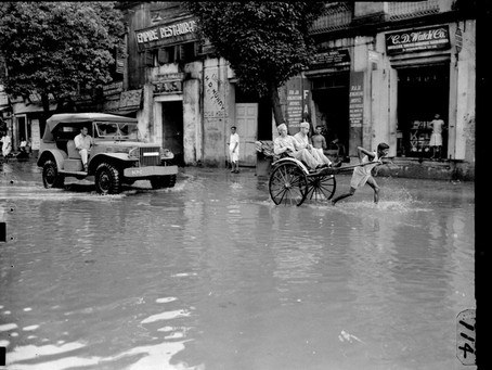 Drowning City: A Short History of Drainage and Waterlogging in Colonial Calcutta