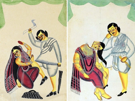 Battala and Before: The Development and Demise of the Woodcut Prints of Calcutta