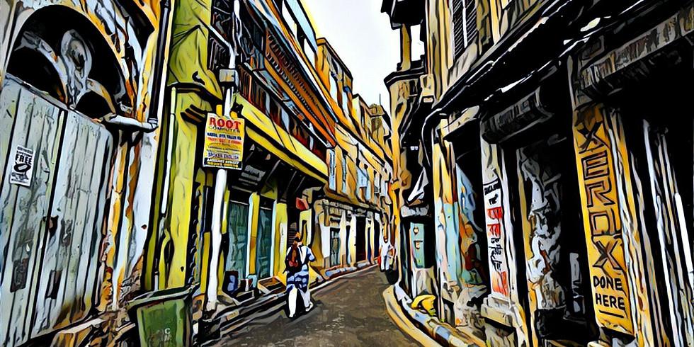 Virtual Walk: Victorian Calcutta