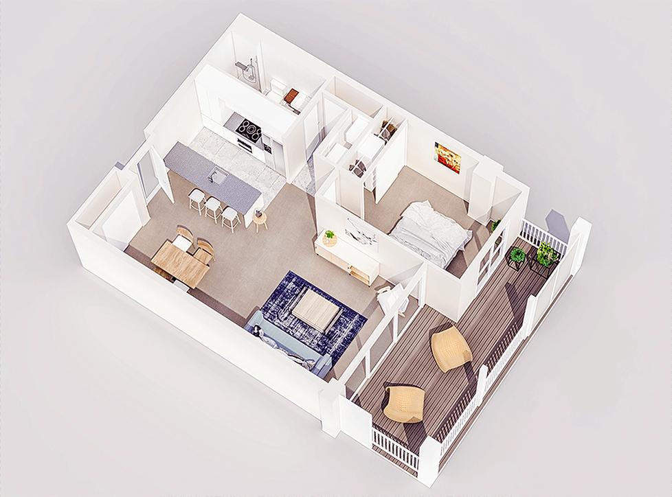 Type-C-One-bedroom-3D.png