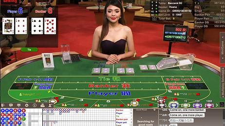 ChokD Online Baccarat Thailand โชคดี บาคาร่าออนไลน์ ประเทศไทย