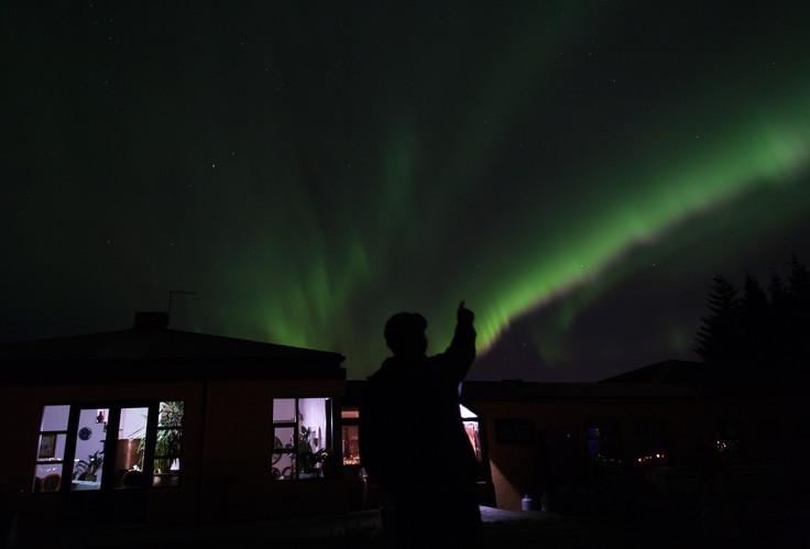 Kríunes lights