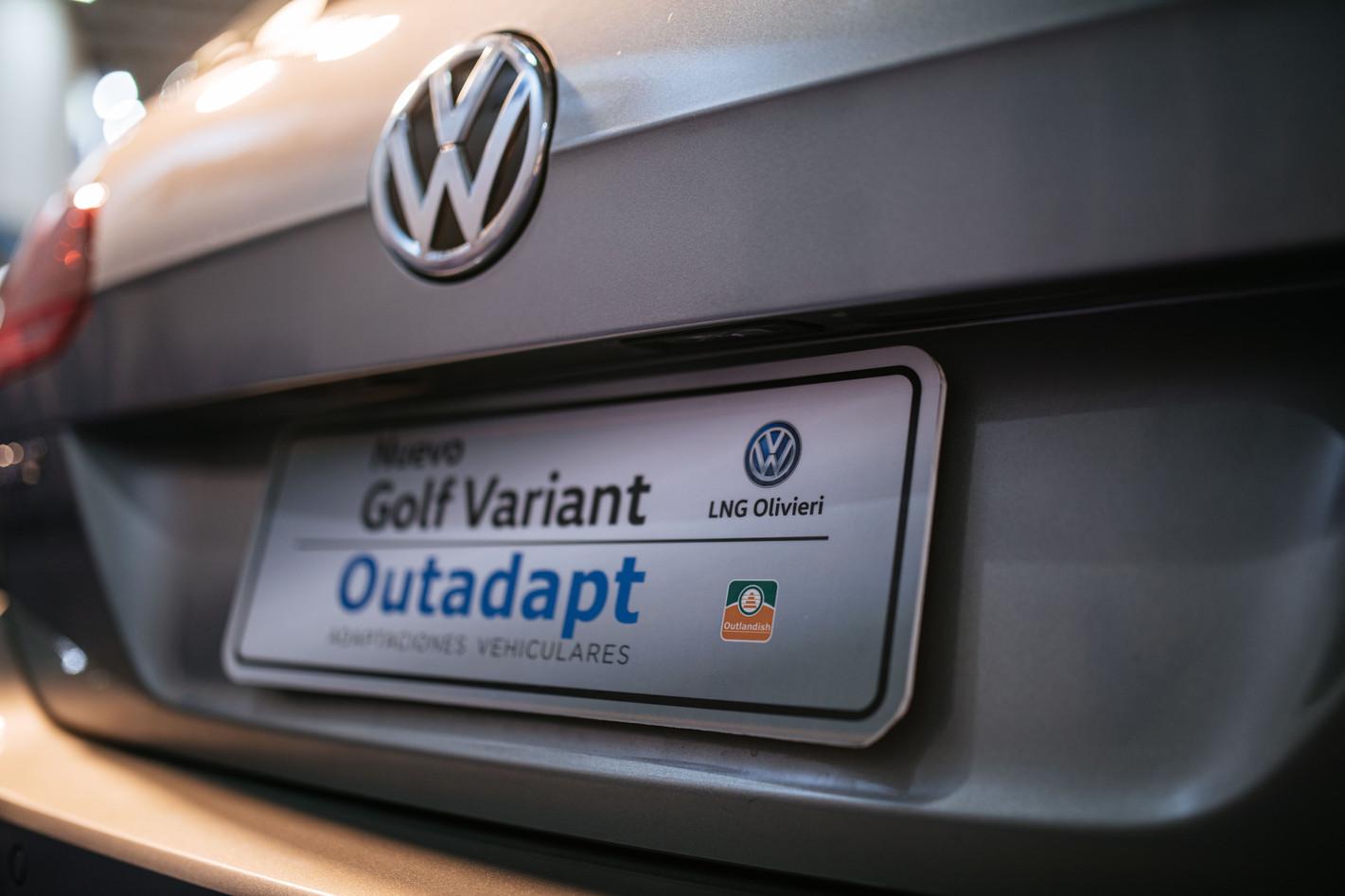 Golf Variant Outlandish