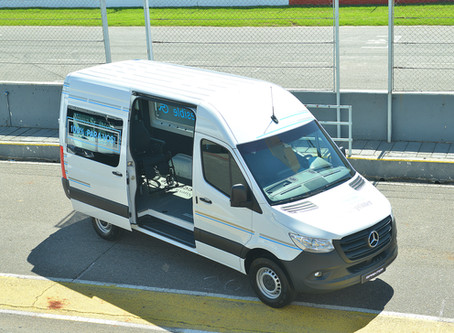 Sprinter 316 CDI Accesible