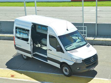Sprinter 316 CDI Accesible