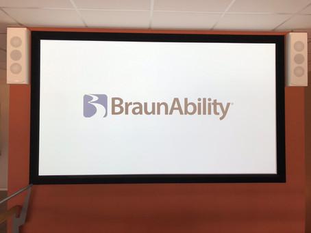 Bienvenido Braunability