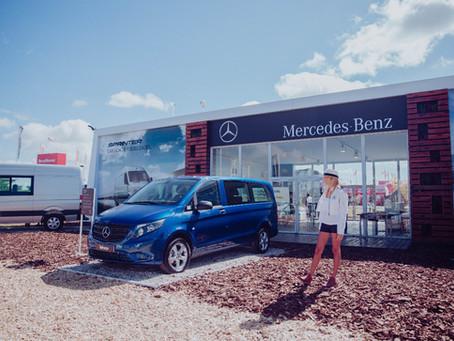 Acuerdo Mercedez Benz y Outlandish