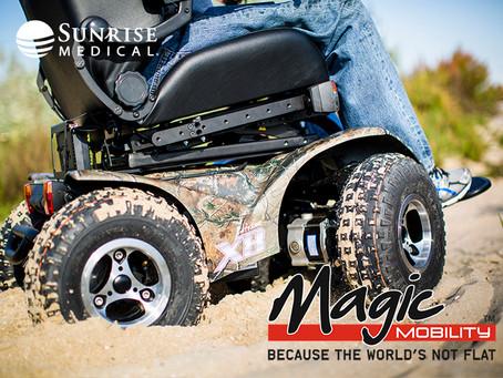 Presentamos y representamos a Magic Mobility en la Argentina