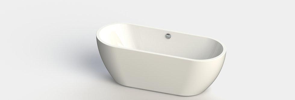 Orbita Free Standing Bath 1700