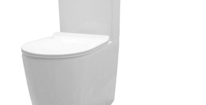 TC-6601 TOILET BTW BACK TO WALL P OR S TRAP