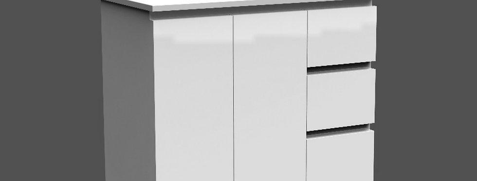 Monaco Series - White 900