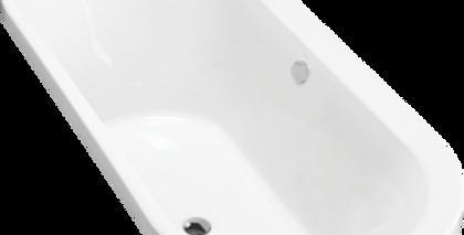 EVOK OVAL DROP-IN BATH 18345A-0