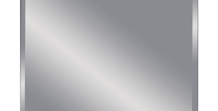 Bevelled Edge Mirror 450/600/750/900/1200